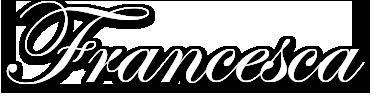 ハンドメイドのロザリオ Francesca