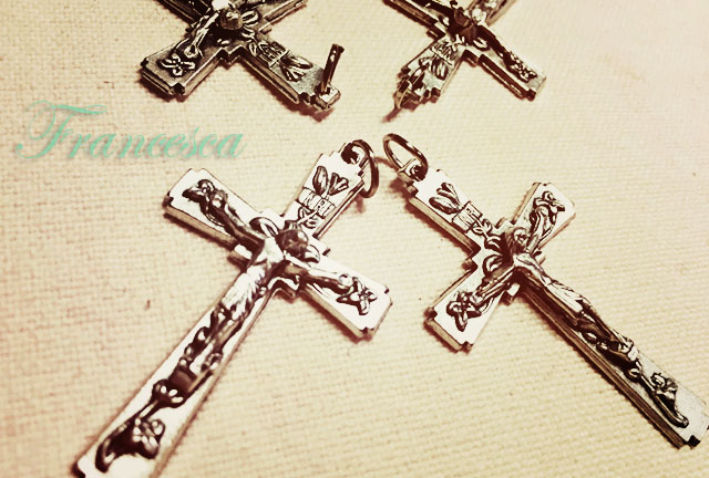 百合の十字架