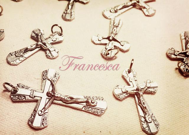 バラの十字架