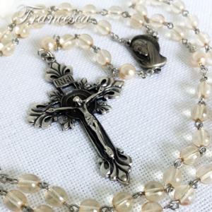 ロザリオ十字架