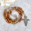 「平和の祈り」のロザリオ