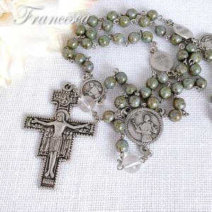 アシジのフランシスコ 平和の祈りのロザリオ