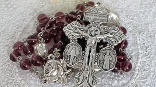 免償の十字架(3Wayタイプ)のロザリオ