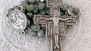 聖フランシスコ 平和の祈りのロザリオ