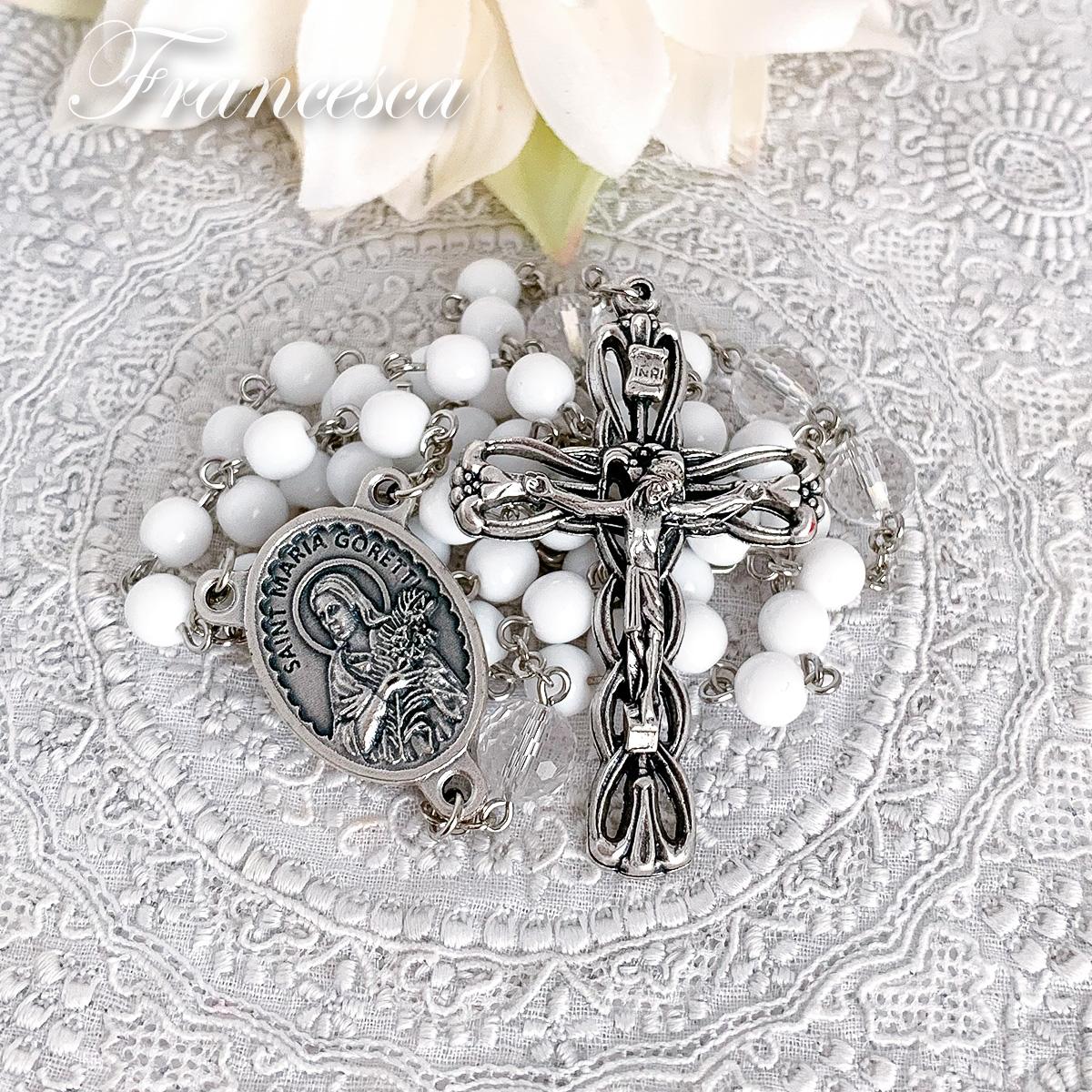 聖マリア・ゴレッティおとめ殉教者のロザリオ